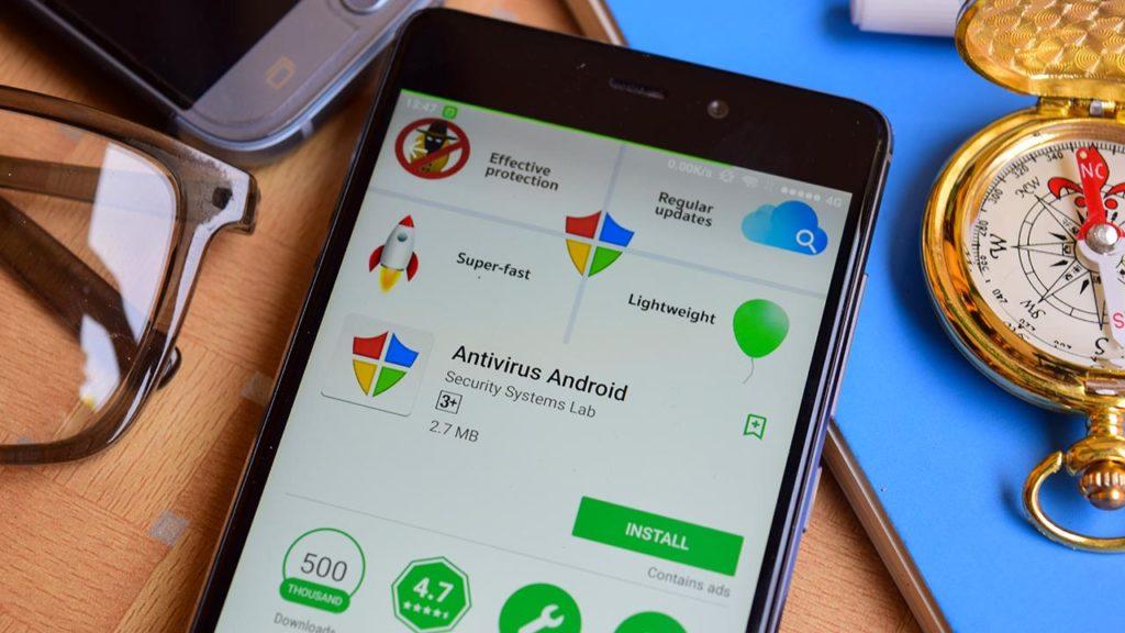 5 migliori antivirus Android