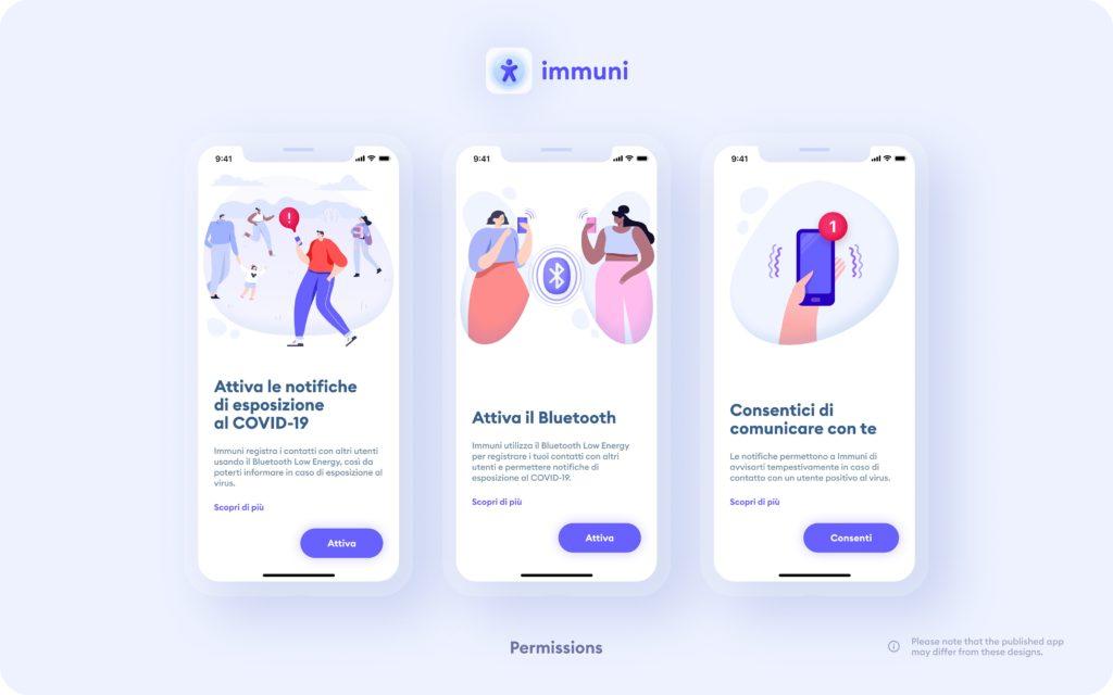 app immuni e privacy