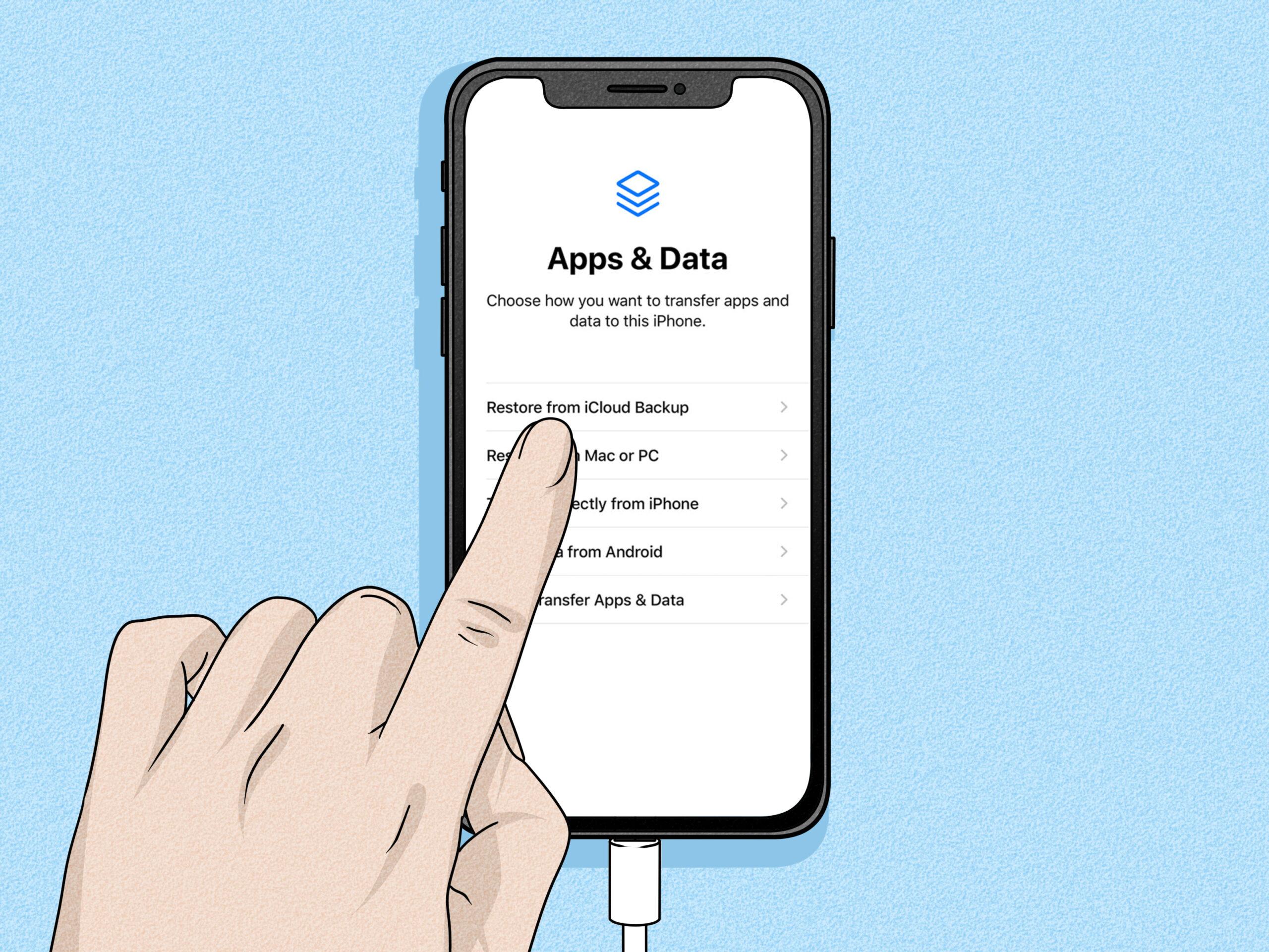 Come formattare iPhone